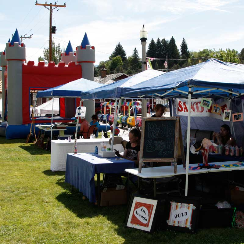 White Pine Main Street Arts in the Park